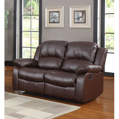 Fabulous Madison Home Usa Leather Reclining Sofa In 2019 Products Ocoug Best Dining Table And Chair Ideas Images Ocougorg