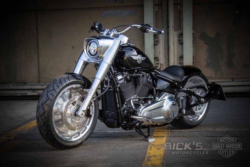 Pin On Harley Fat Boy Lo