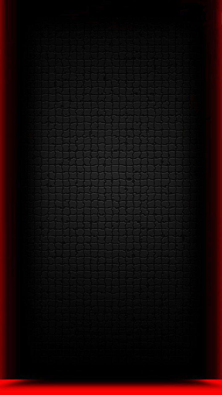Black Textured Red Trim Wallpaper Phone Wallpaper For Men Samsung Wallpaper Cellphone Wallpaper