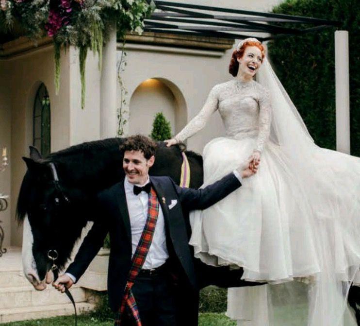 Wiggle wedding emma The West