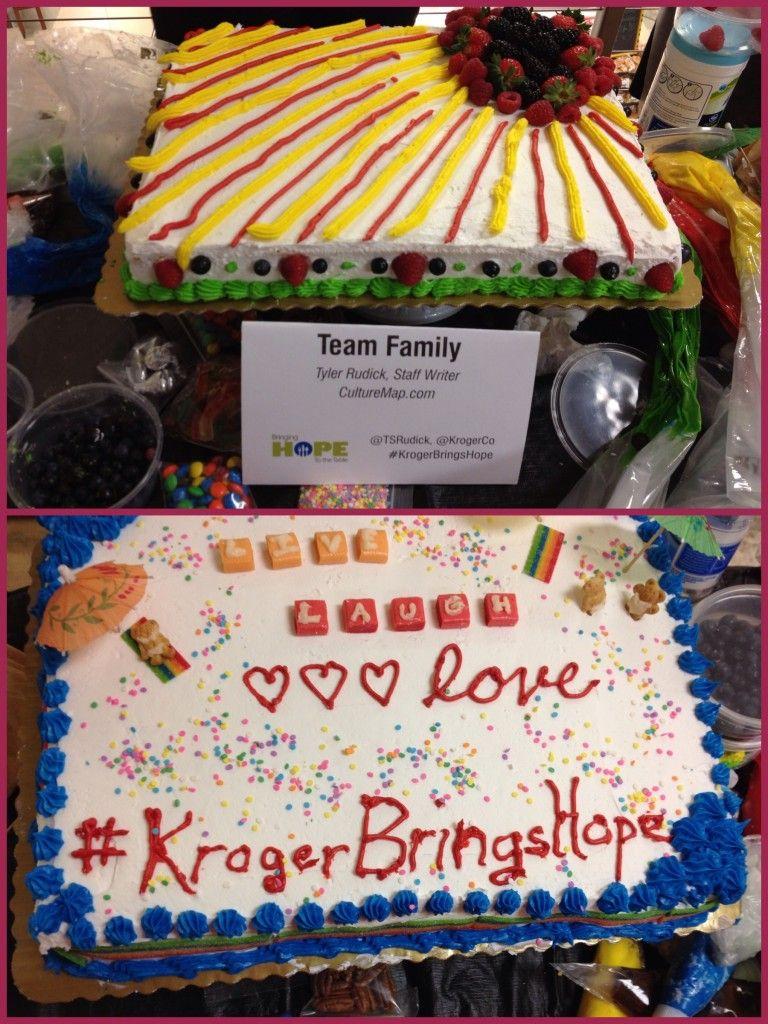 Cake Decorating For A Good Cause! #latism #belatino #latinabloggers #llblog #latino #latinos #culture #cultura #mexican #mexi #mexistyle #language #spanish #bilingual #bicultural #juanofwords #texas #food #foodies #blog