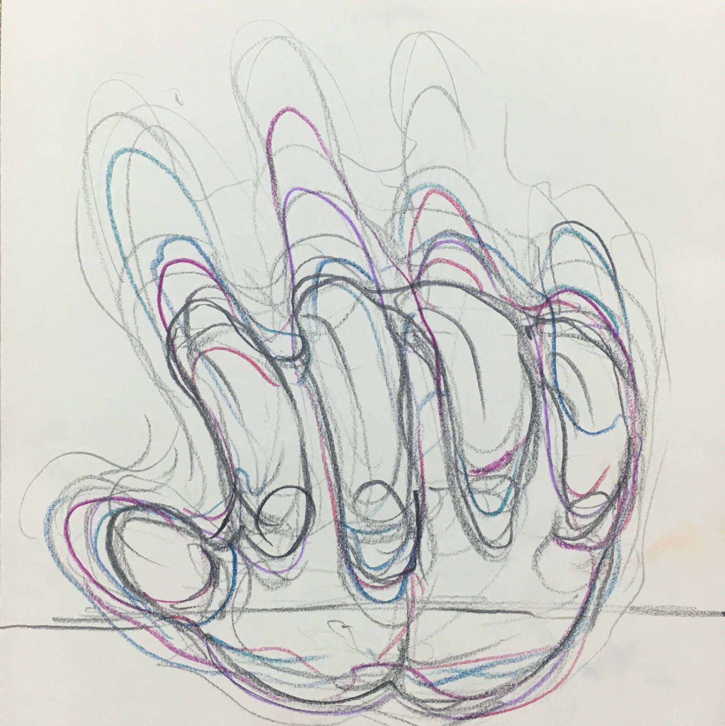 gesture-키보드두드리기