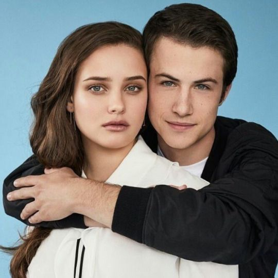 Katherine Langford and Dylan Minette on Entertainment Weekly | May 2017