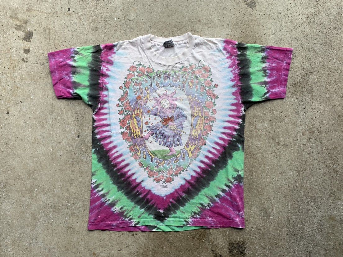 Predownload: Grateful Dead Shirt 1993 Vintage Single Stitch Liquid Blue Etsy Grateful Dead Shirts Dead Shirt Tie Dye [ 828 x 1104 Pixel ]