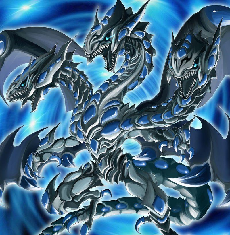 Blue Eyes Alternative Ultimate Dragon By Concetto19 Yugioh Dragon Cards Yugioh Dragons Ultimate Dragon