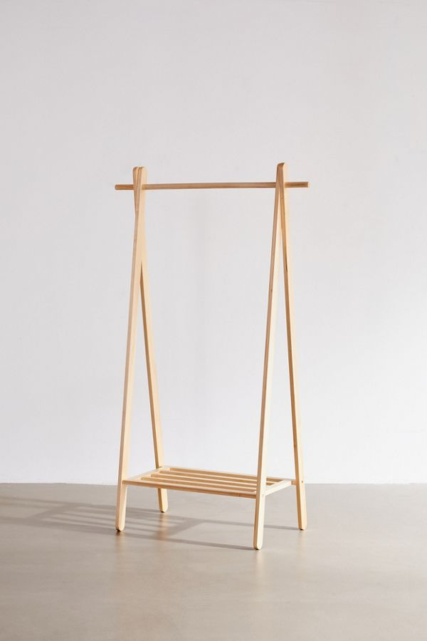 Wooden Clothing Rack Wooden Clothes Rack Wood Clothing Rack Diy Clothes Rack