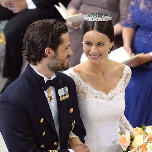 The Swedish Princess' wedding | Backstyle