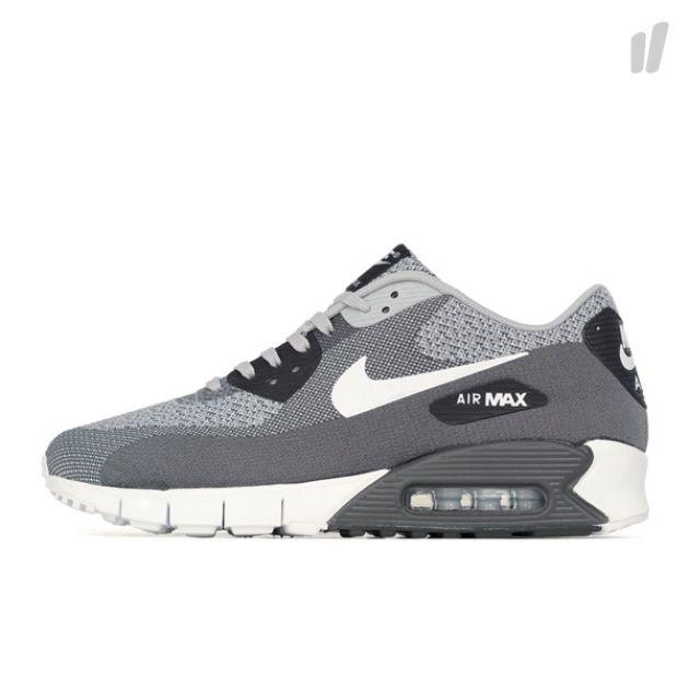 nike air max 90 jacquard grey platinum