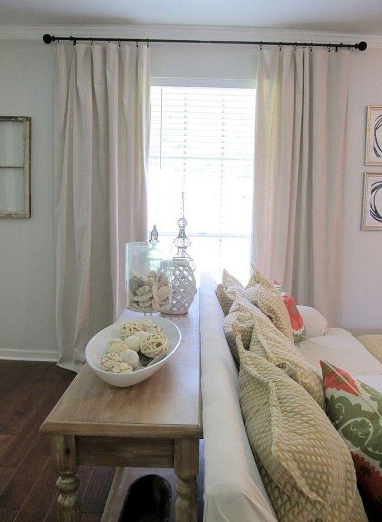 25 Beautiful Living Room Curtain Ideas Di 2020