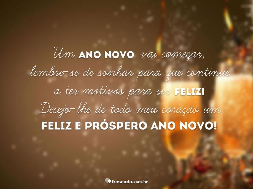 Mensagem De Feliz Ano Novo: Frases De Ano Novo 2017 E Mensagens De Final De Ano