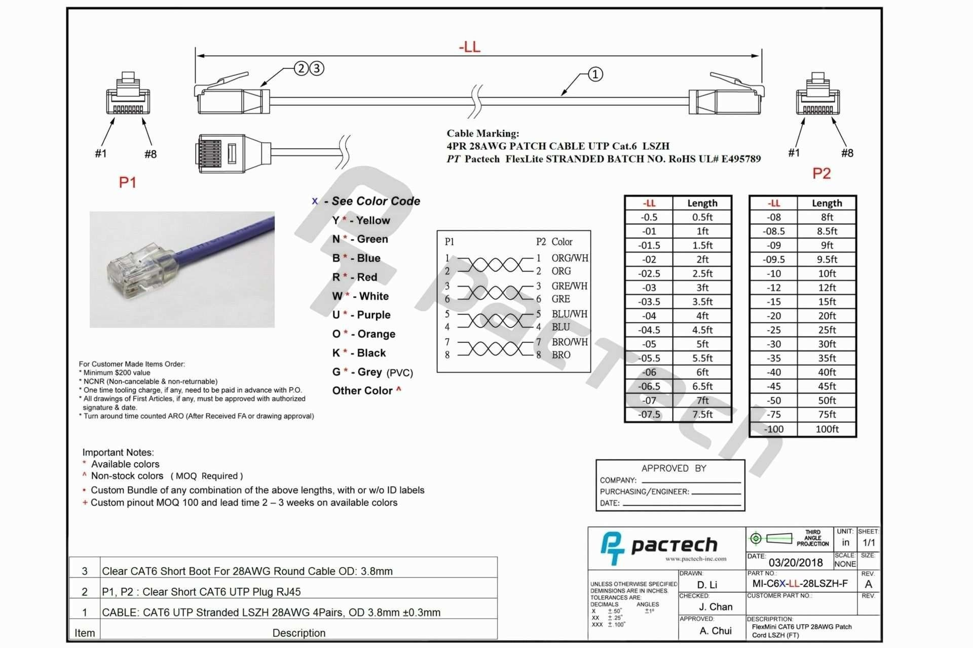 20 Free Schematic And Wiring Diagram For Rj45 Jack