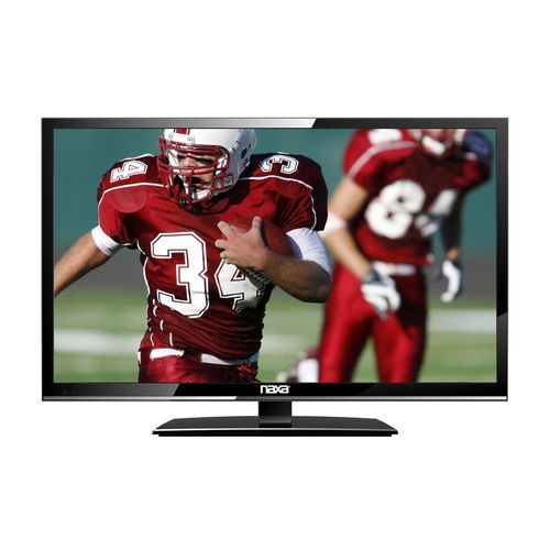 "Naxa 19"""" Class LED TV and DVD/Media Player"