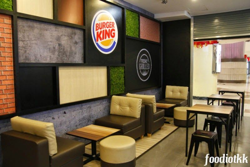 image result for burger king interior design commercial Burger King New Design Burger Restaurant Interior Design
