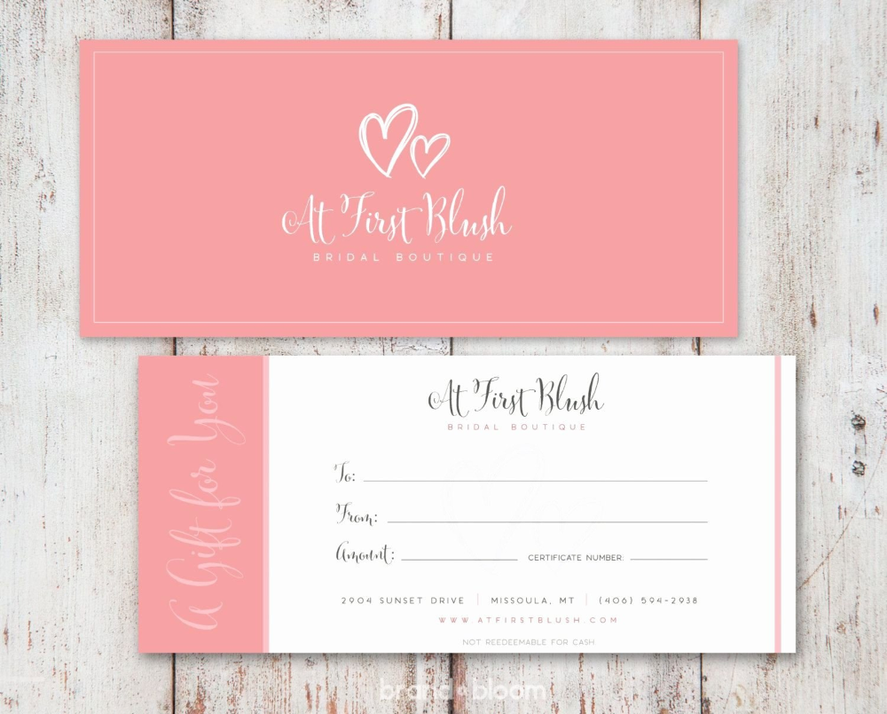 Gift Card Design Template Luxury Free Gift Certificate Template Inside Custom Gift Certifi Gift Card Design Free Gift Certificate Template Spa Gift Certificate