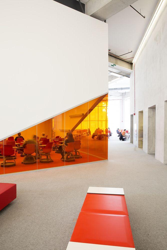 Gallery Of Ryerson University Student Learning Centre Zeidler