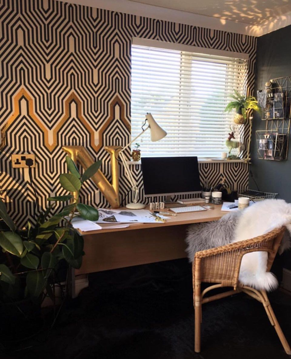 A Story of Home Artynads Home, Bold office design, Decor