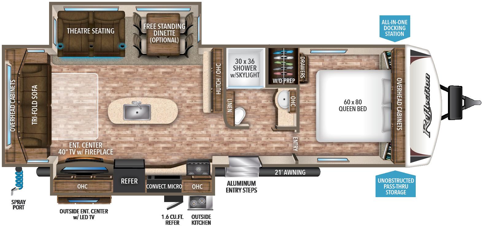 Pin On Rv Floor Plans