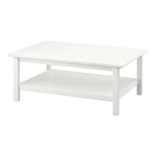 HEMNES Coffee Table, Dark Gray Gray Stained