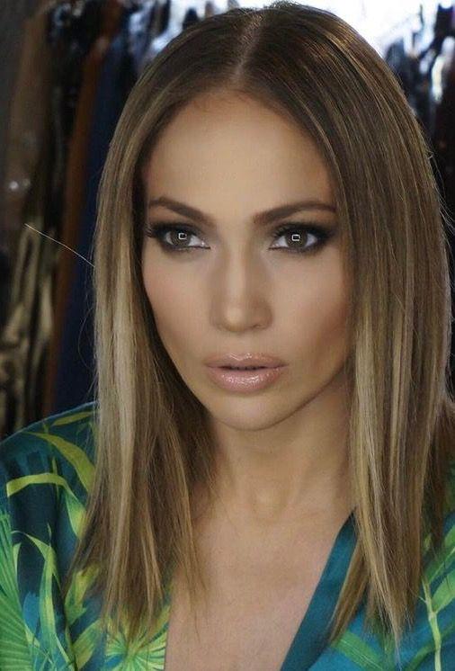 Jennifer Lopez Jennifer Lopez In 2019 Hair Balayage Hair