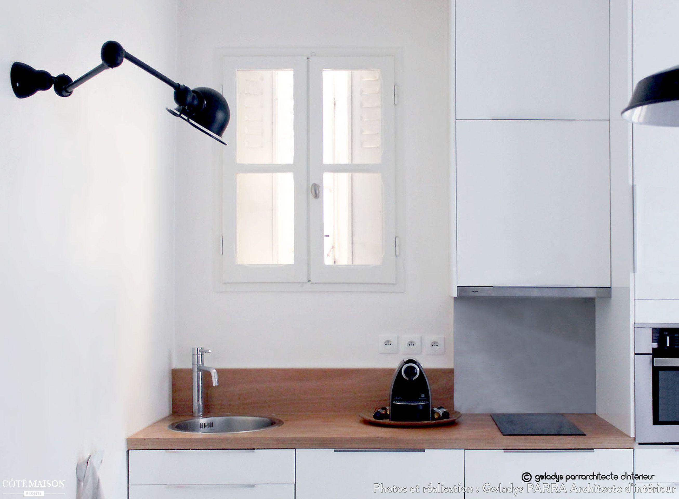 luminaire plan de travail cuisine cool comment choisir un plan de travail pour cuisine et avec. Black Bedroom Furniture Sets. Home Design Ideas