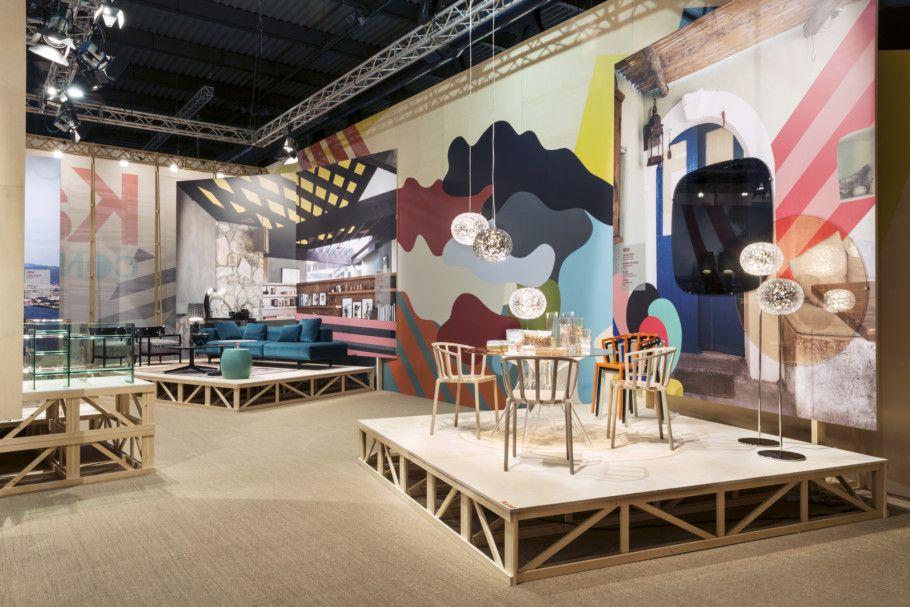 Image Result For Kartell Booth Design Milan Design Week 2017 Booth Design Milan Design Week