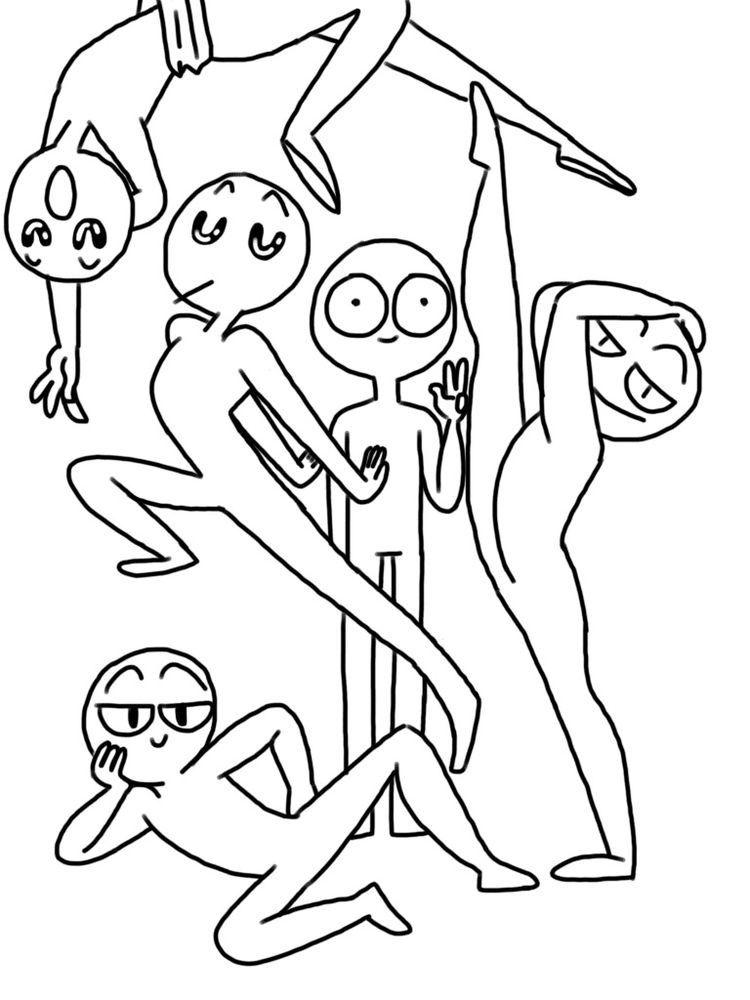 Drawing Lines Media Group : Pin de allie☆ en draw the squad pinterest dibujar