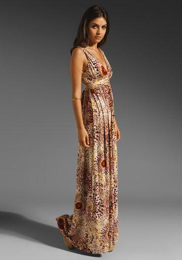 Rachel pally felice maxi dress