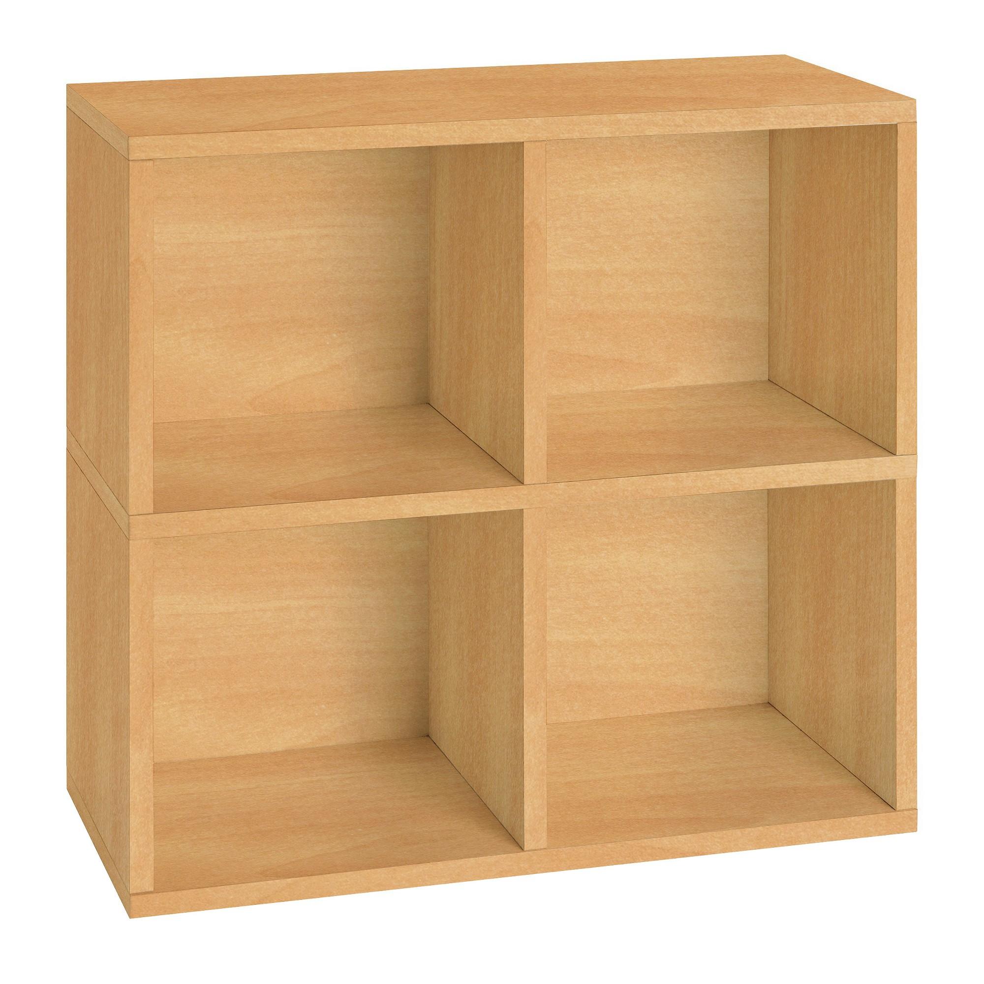 Decorative Bookshelf Desert Tan