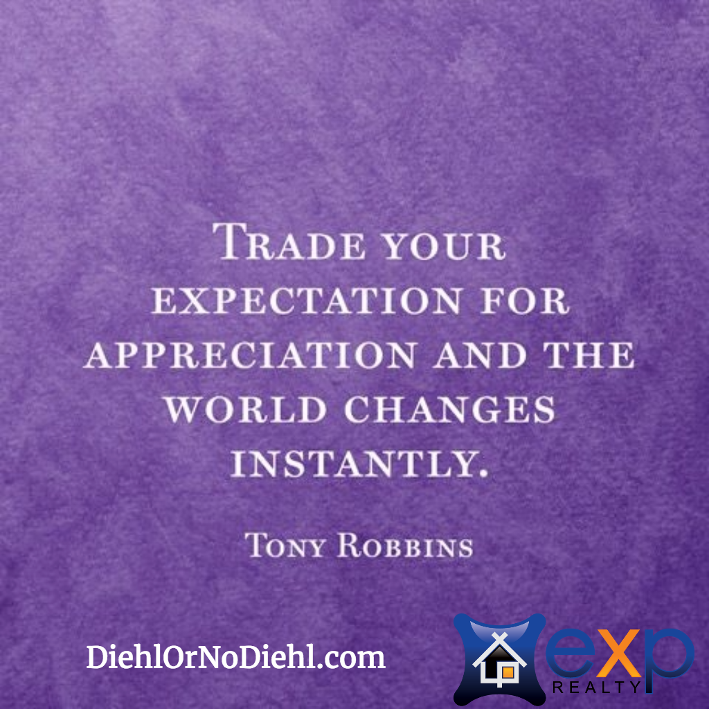 Quotes Change Your Life Trade Expectations For Appreciation Attitudeofgratitude  Quotes