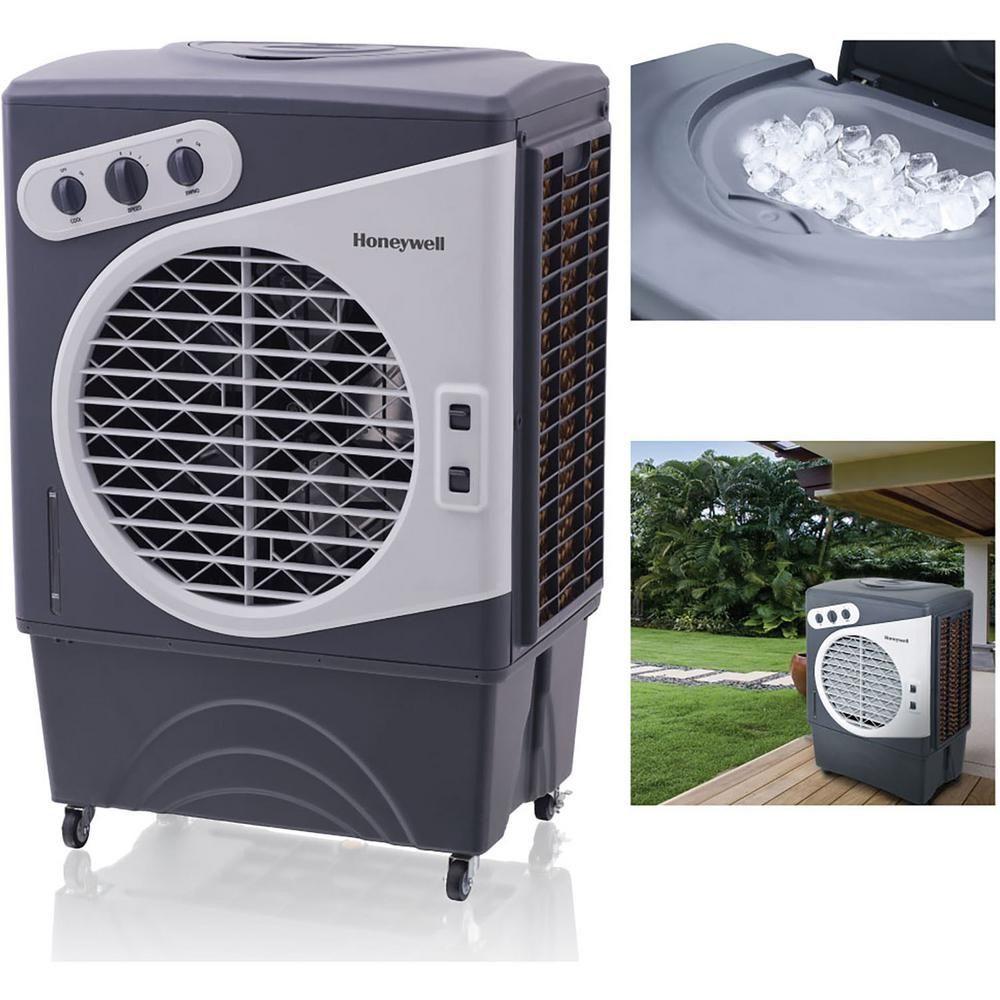 Honeywell 1540 CFM 3Speed Portable Evaporative Cooler