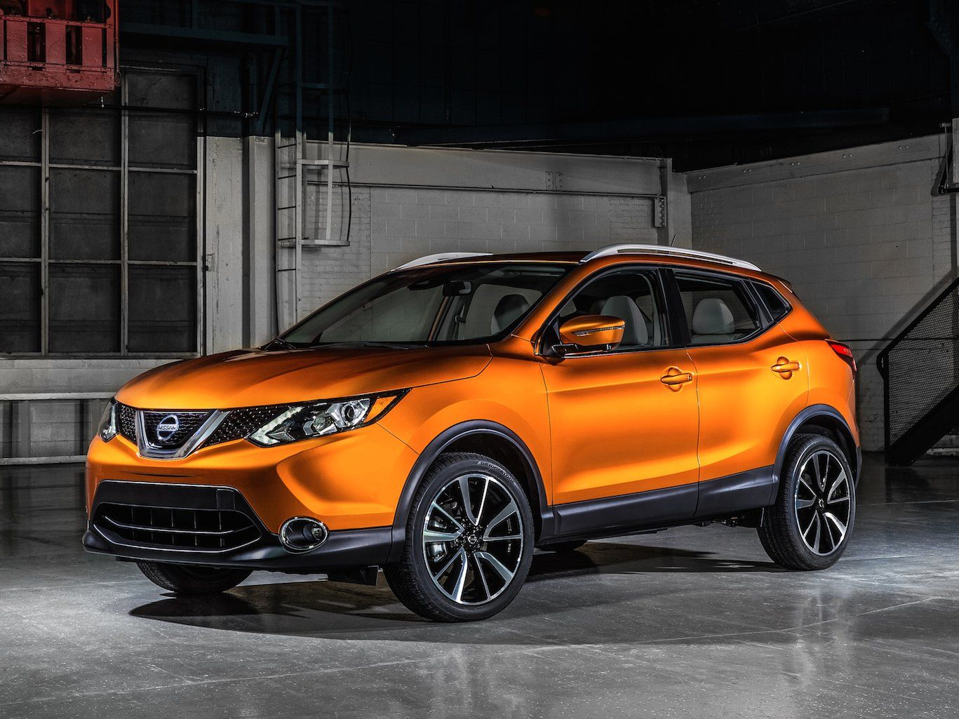 Nissan's most popular car in Europe has finally arrived in