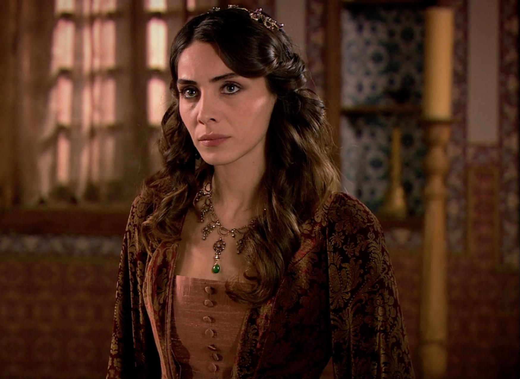 "Mahidevran Sultan Magnificent Century ""The Concubine"