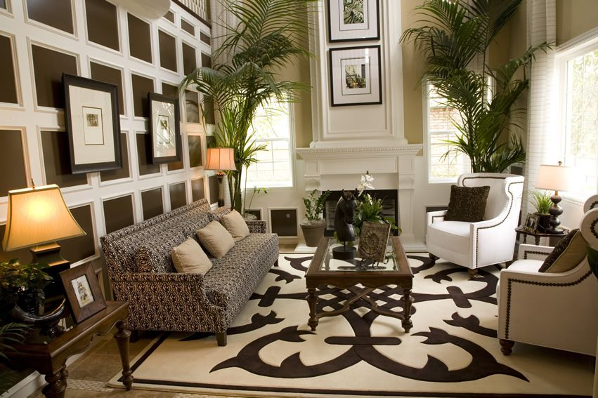 Good 50 Elegant Living Rooms: Beautiful Decorating Designs U0026 Ideas