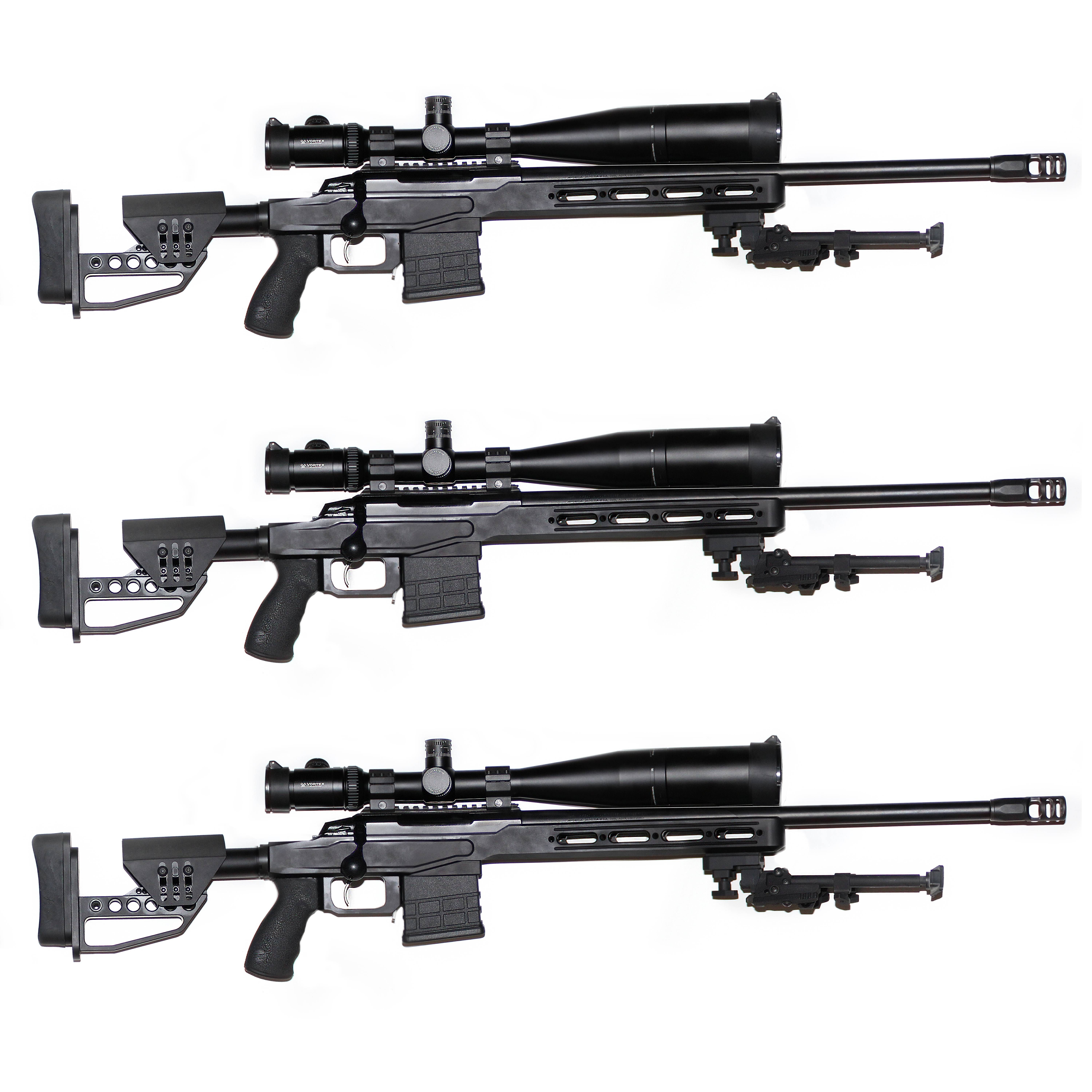 Copy and Paste - Tikka T3 CTR  308 with XLR Element Chassis
