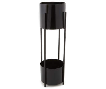 Summer Clearance Discounts On Patio Furniture Gazebos More Big Lots Metal Planters Planter Stand Planters