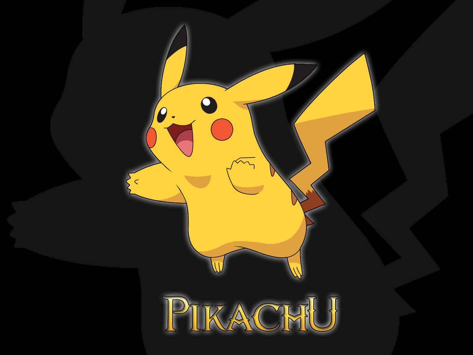 Wallpapers Pikachu Pokemon