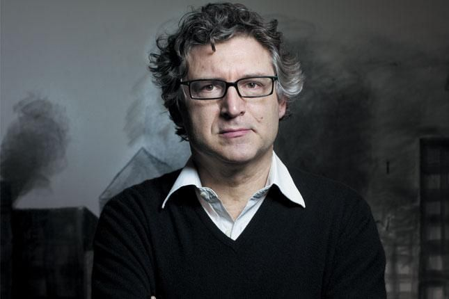 Michel Onfray par Jean-Luc Bertini
