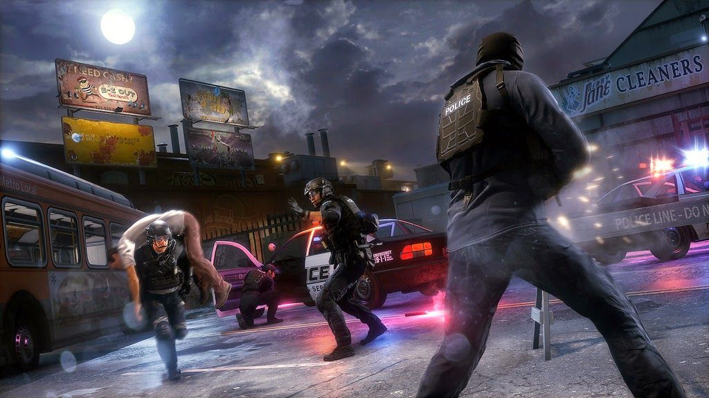 Battlefield Hardline Will Be Like Watching Your Favorite Tv Crime