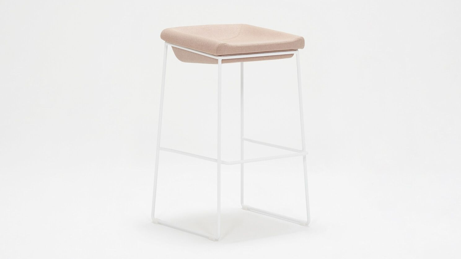 The mackenzie bar stool is a refreshingly fun and comfortable bar