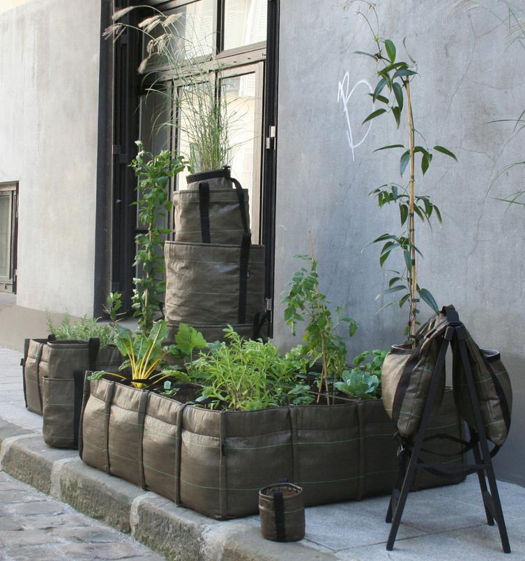 BacSac- DIE Adresse für moderne und innovative Blumentöpfe!
