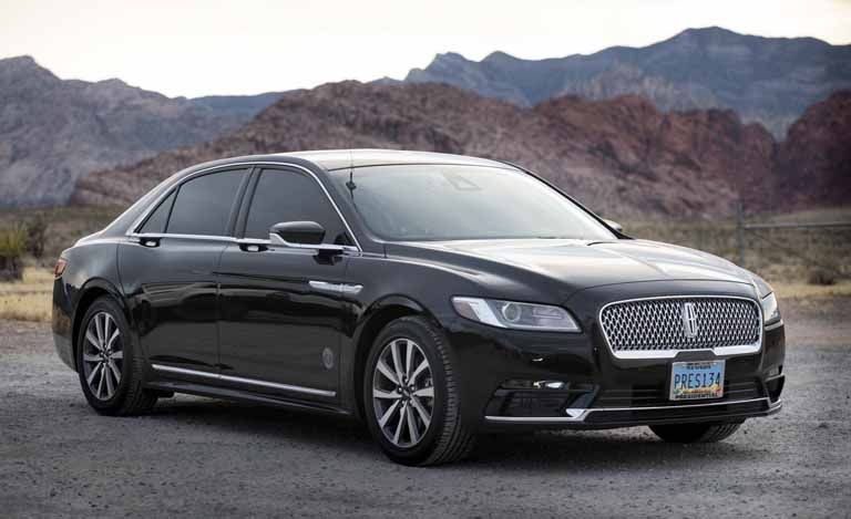 Las Vegas Limo Rental Rates Prices Services Presidential Limo In 2020 Lincoln Continental Las Vegas Limo Limo