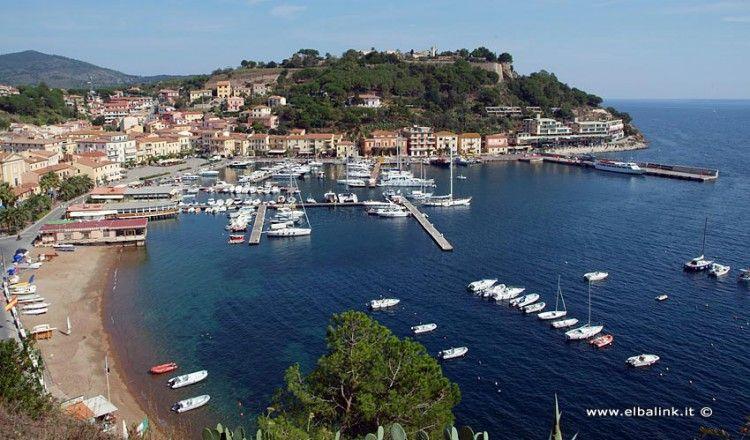 Porto Azzurro Isola d'Elba Insel elba, Elba und Urlaub