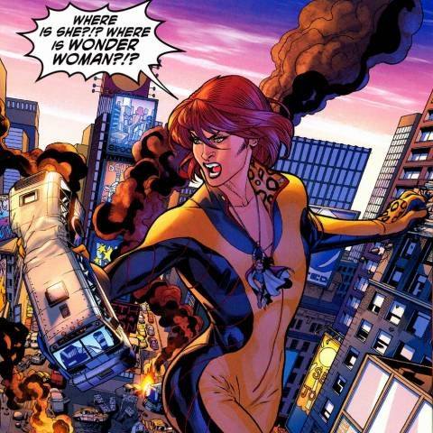 Giganta screenshots, images and pictures - Comic Vine