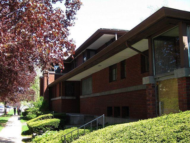 Frank Lloyd Wright Residence William R Heath Buffalo New