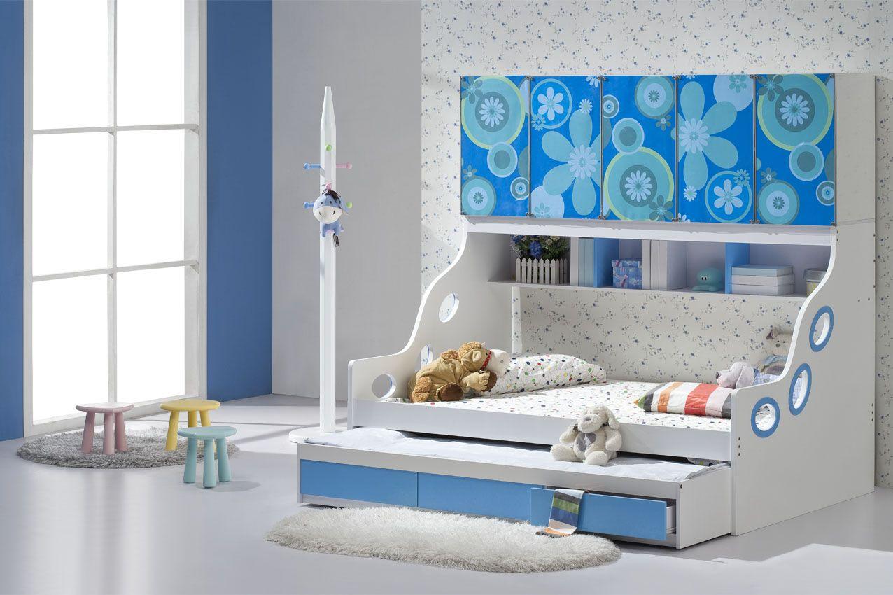 Hot Item Kids Trundle Bed Ys 870 Teenager Schlafzimmer