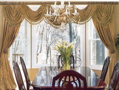 Window Treatment Romantic Look Dream Home Pinterest