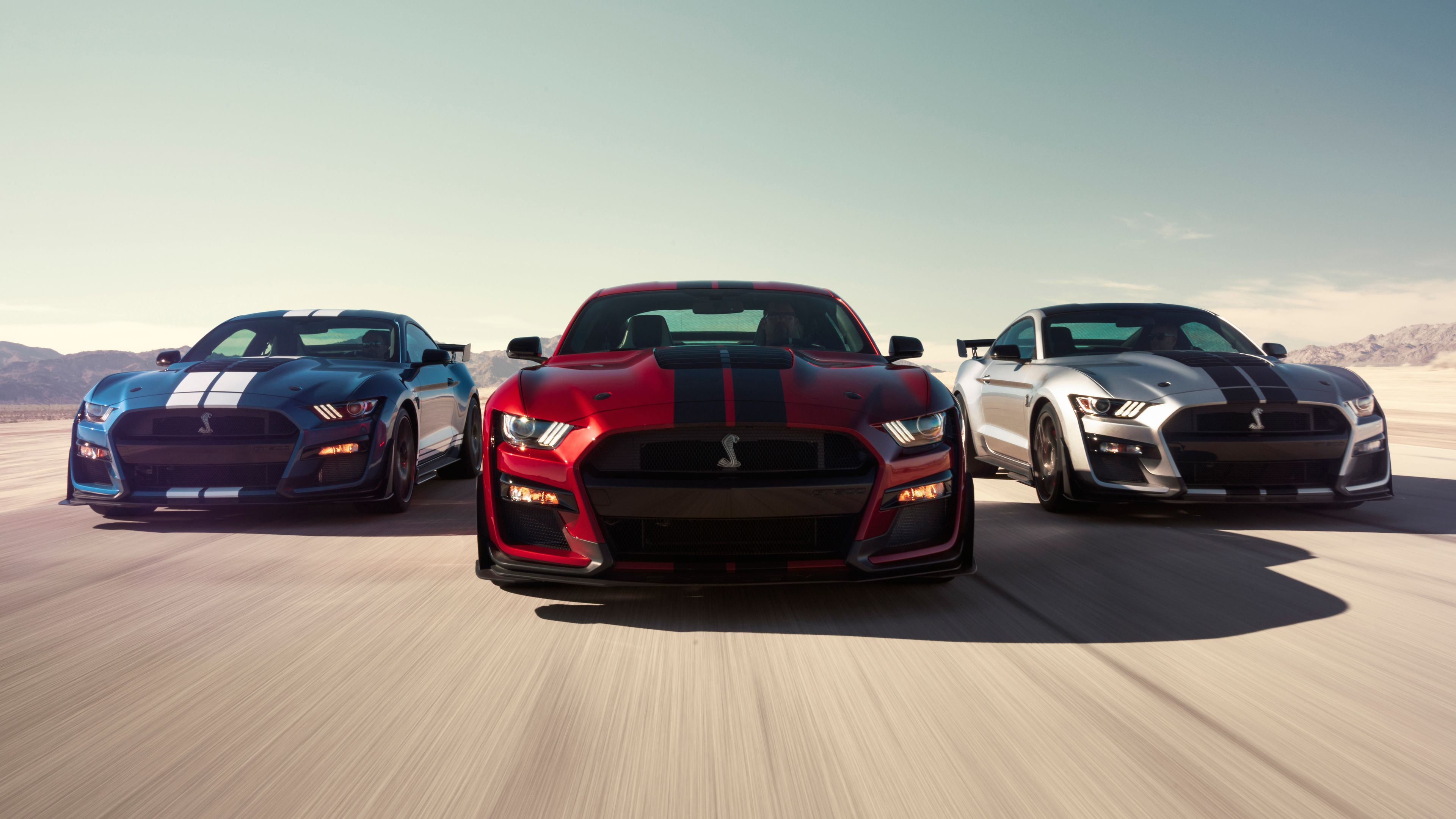 2020 Ford Mustang Shelby GT500 4k shelby wallpapers, hd