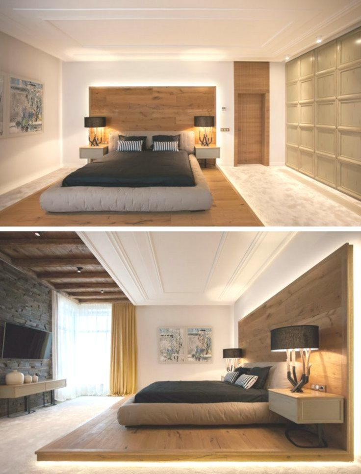 Schlafzimmer Design mit Holz – 22 Einrichtungsideen mit