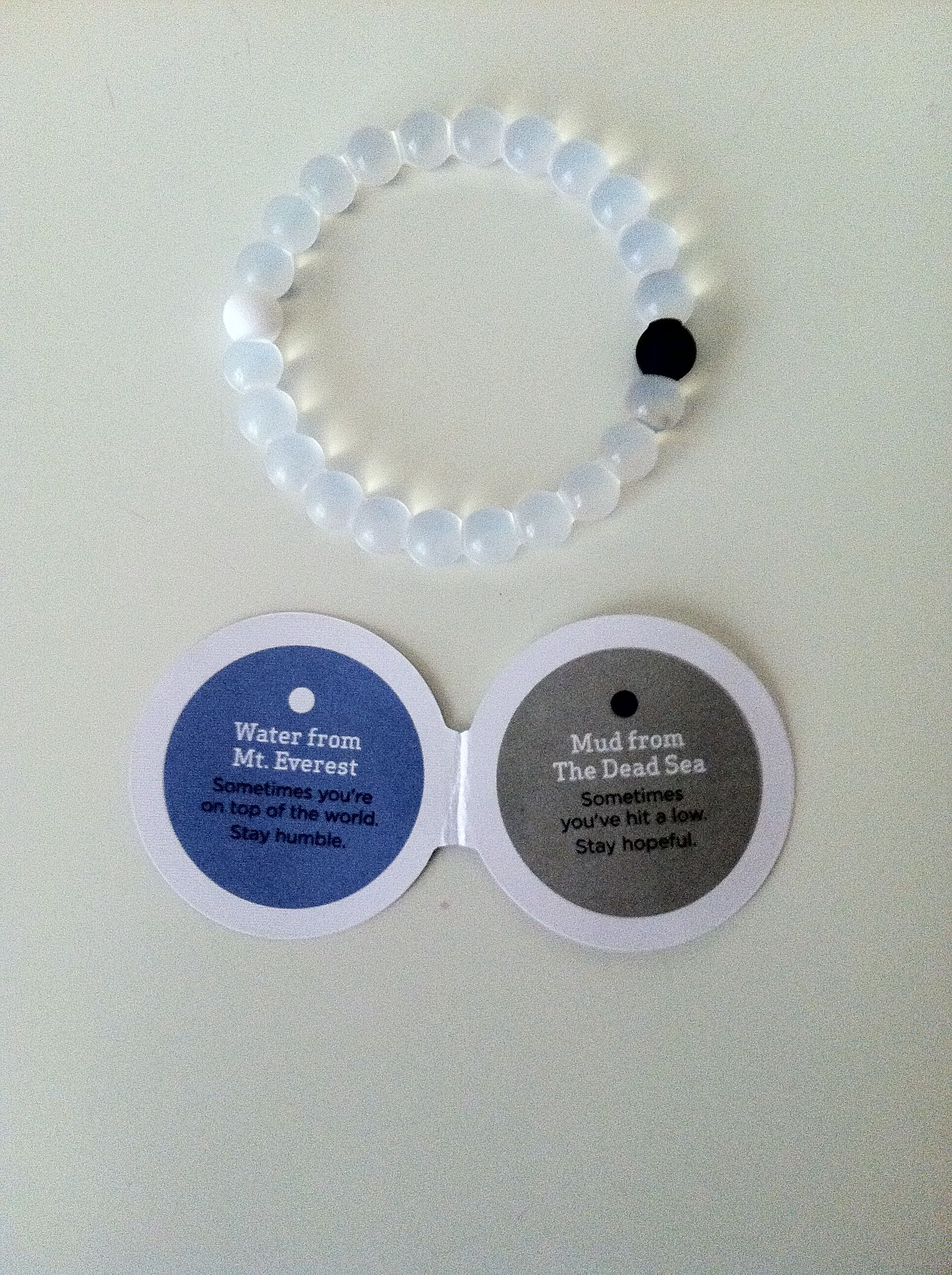 I M Loving My New Lokai Bracelet Look It Up Because The Meaning Of This Is Awesome