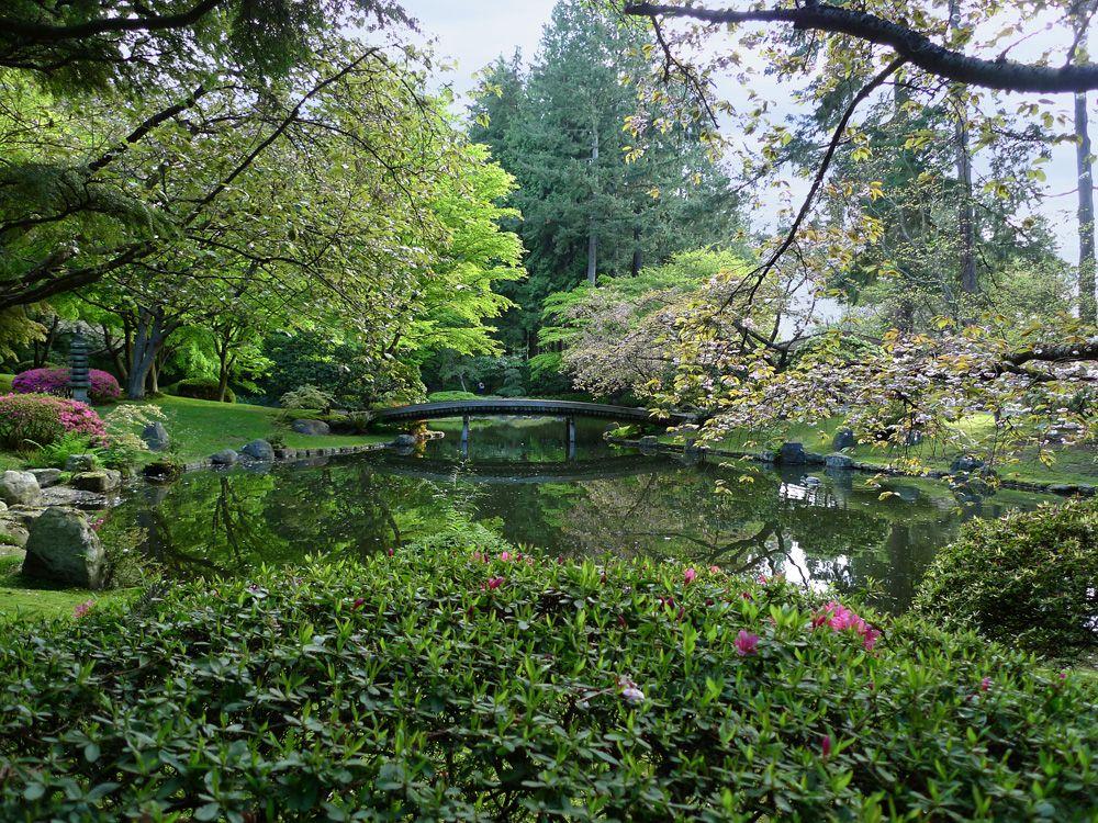 Nitobe Memorial Garden   Summer. Vancouver, BC #Vancouver #UBC  #VancouverGardens #